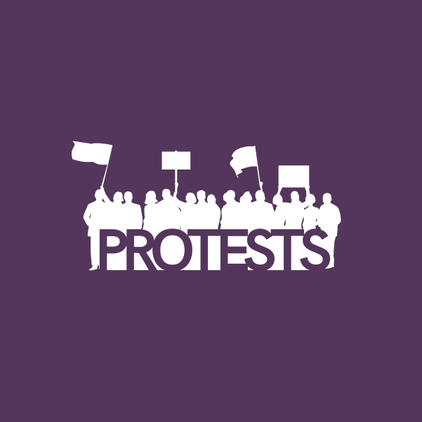 Logo of Protests
