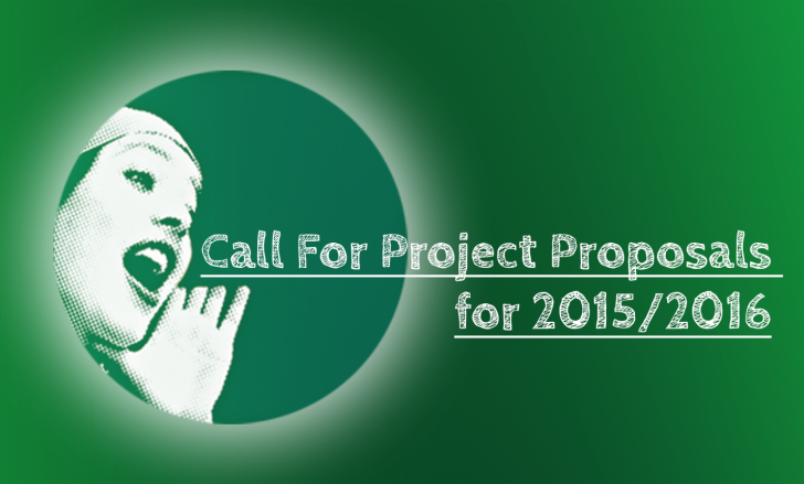 Call For Project Proposals For 2015 2016 Federation Of Young